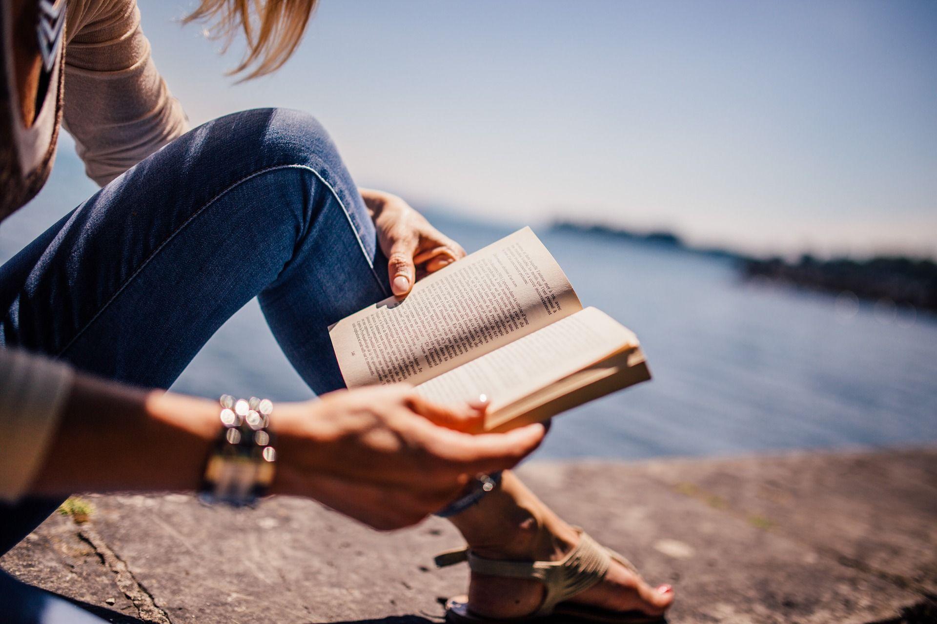 Czytanie ksiązki