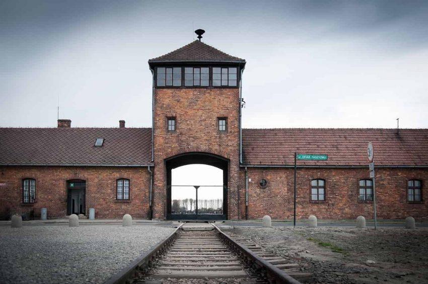 Niemiecki obóz koncentracyjny w Auschwitz