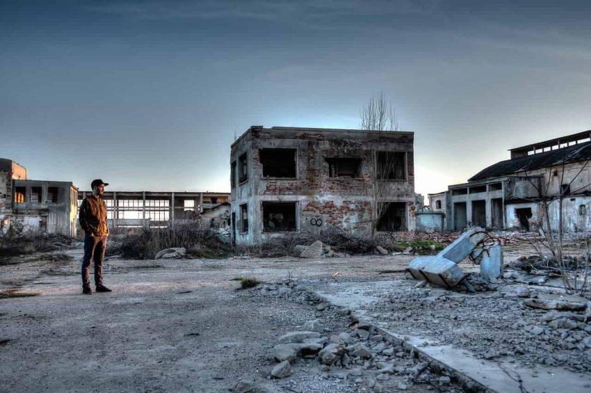 Opuszczone miejsce w Polsce