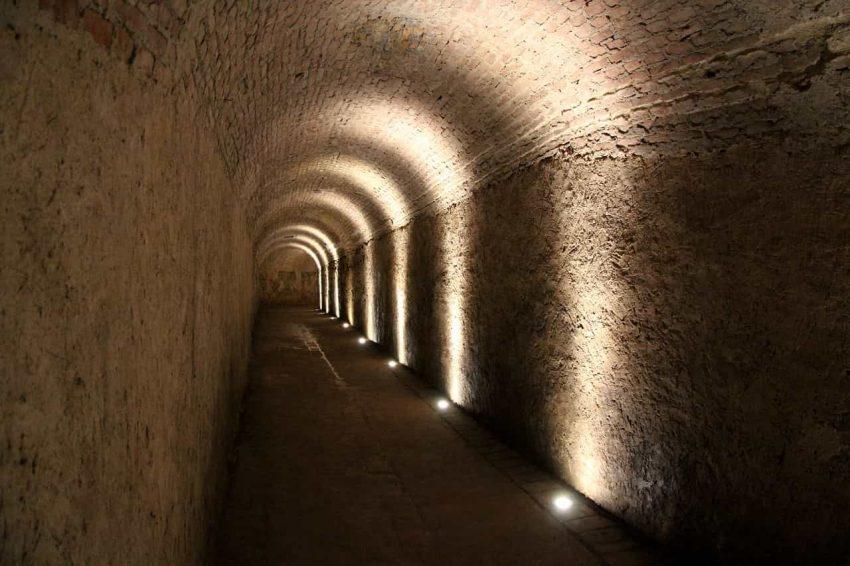 Podziemne trasy w Rzeszowie
