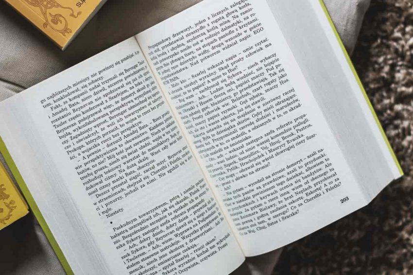 Książka Andrzeja Sapkowskiego